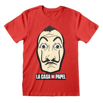 T-shirt La Casa De Papel - Mask And Logo