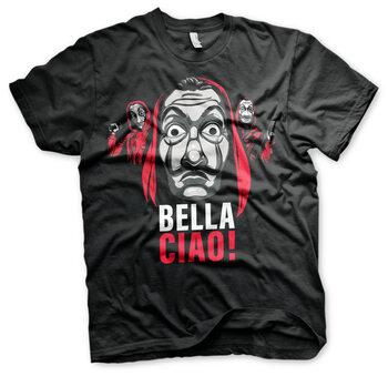 T-shirt Money Heist (La Casa De Papel) - Bella Ciao!