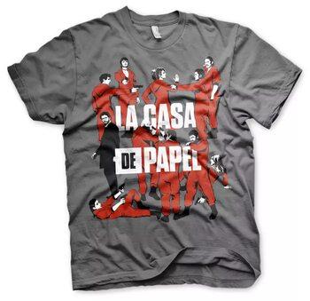 T-shirt Money Heist  - La Pandilla S