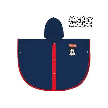 Fashion Poncho Mickey Mouse