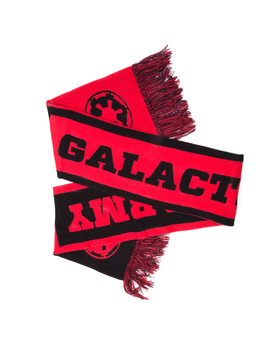Fashion Scarf Star Wars - Galactic Army Red