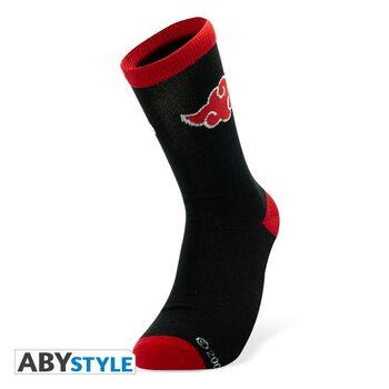 Fashion Socks Naruto Shippuden - Akatsuki