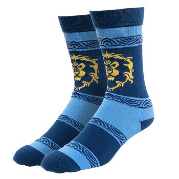 Fashion Socks World of Warcraft - Allience