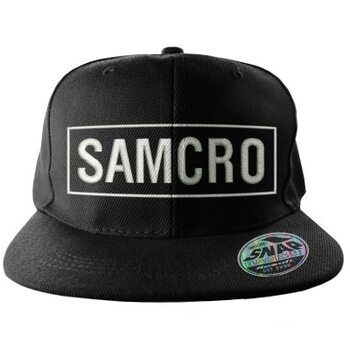 Cap Sons of Anarchy - Samcro