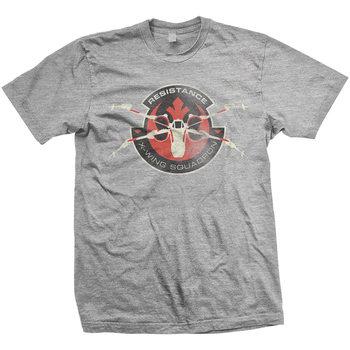 T-shirt Star Wars Episode VII: The Force Awakens - Resistance