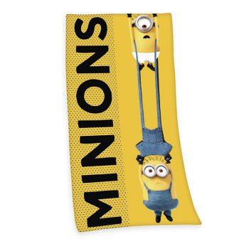 Fashion Towel Minions 2
