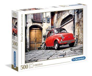 Puzzle Fiat Cinquecento