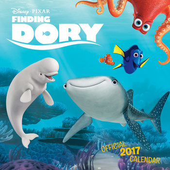 Calendar 2021 Finding Dory