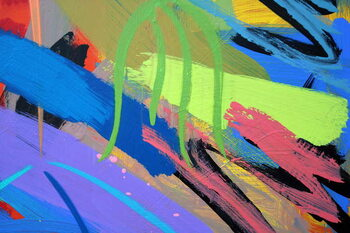 Fine Art Print Abstract 59
