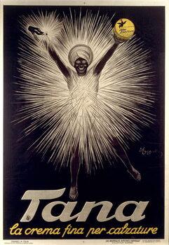 Fine Art Print Advertisement for Tana shoe polish by Leonetto Cappiello , poster, 1925