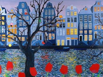 Fine Art Print Amsterdam, 2008,