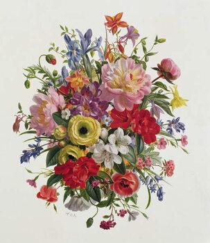 Fine Art Print AP/264 A Fragrant June Bouquet