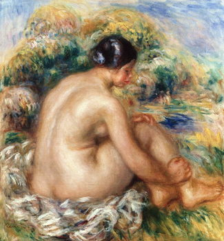 Fine Art Print Bather, 1915