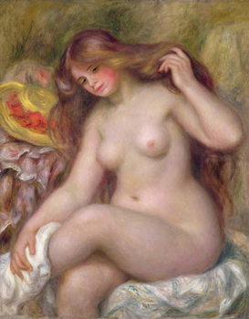 Fine Art Print Bather, c.1903