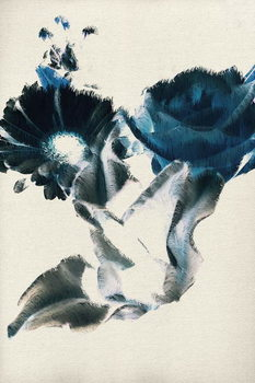 Fine Art Print Blue is one color, 2019,
