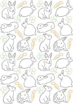 Fine Art Print Bunnies