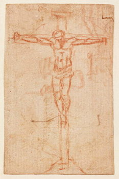 Fine Art Print Christ on the Cross
