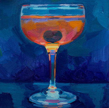 Fine Art Print cocktail 6, 2019