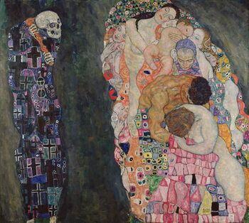 Fine Art Print Death and Life