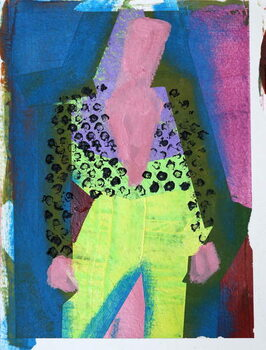 Fine Art Print Elle #3, 2020