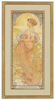 Fine Art Print Four Seasons: Summer