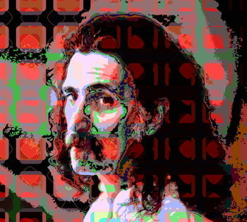Fine Art Print  Frank Zappa