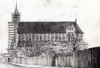 Fine Art Print  Gorton Monastery, 2006,