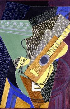 Fine Art Print Guitar on a Table; Guitare sur une Table, 1916