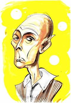 Fine Art Print Jasper Carrott - caricature