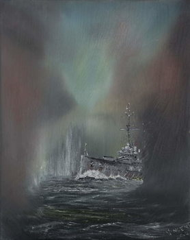 Fine Art Print Jutland May 31st 1916, 2014,