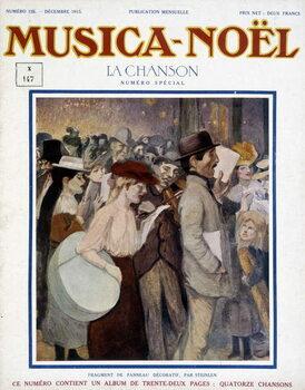"Fine Art Print Magazine """" musica Noel"""""