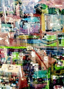 Fine Art Print Metropolis II