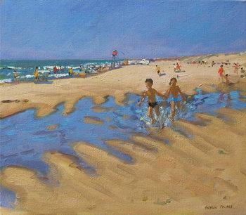Fine Art Print Montalivet, France