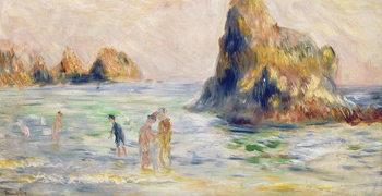 Fine Art Print  Moulin Huet Bay, Guernsey, c.1883