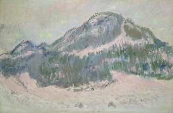 Fine Art Print Mount Kolsaas, Norway, 1895