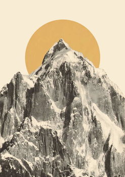 Fine Art Print Mountainscape 5