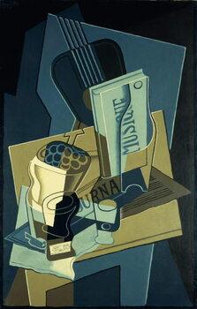 Fine Art Print Music Book; Le Cahier de Musique, 1922