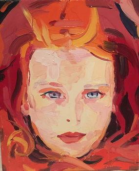 Fine Art Print 'On fire', 2017,