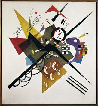 Fine Art Print  On White II, 1923