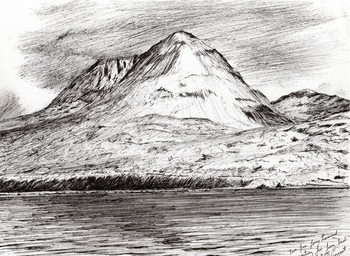 Fine Art Print  Paps of Jura, 2005,
