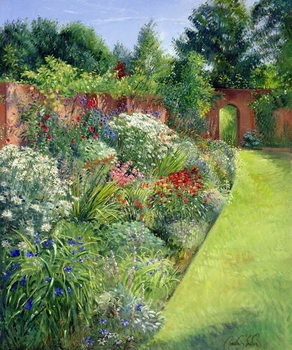 Fine Art Print Path to the Secret Garden