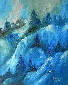 Fine Art Print Peak endurance, 2009