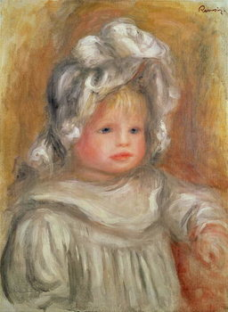 Fine Art Print Portrait of a Child