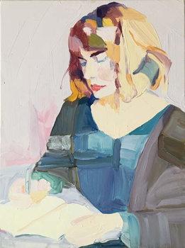 Fine Art Print 'Quiet', 2017,