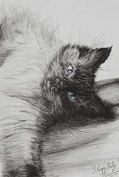 Fine Art Print  Reach, 2012,