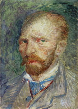 Fine Art Print Self Portrait, 1887