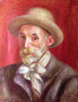 Fine Art Print  Self portrait, 1910