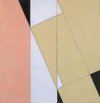 Fine Art Print Spatial Relationship, No 2, 2003