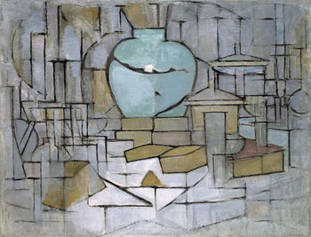 Fine Art Print  Still Life with Gingerpot 2, 1912