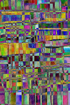 Fine Art Print structure a,2019,
